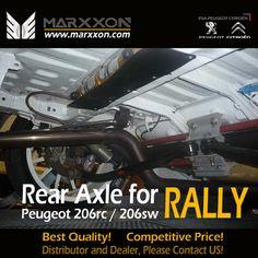 Marxxon produce the enhanced Peugeot 206 rc Rally rear axle, enhanced bearing kit, and uprated anti-roll and 23mm diameter torsion bars Specail for Rally Race.  http://www.marxxon.com/newsinfo/513.html #citroen #peugeot #peugeot206 #love #instagood #like4like #follow #me #citroenzx #peugeot205 #peugeot106 #citroenax #citroensaxo #peugeot306 #peugeot405 #peugeotpartner #citroenxsara #citroenxsarapicasso #citroenberlingo