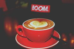 Trim flat white at Java Jungle Browns Bay for Project BOOM! Coffee.   77 Beachfront Lane Browns Bay Auckland