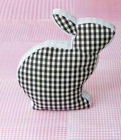 Bunny doorstop