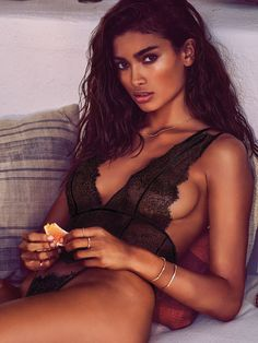 "vicsecretmodels: "" Kelly Gale """