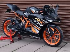 "KTM RC 125 ABS Only 3210miles ""Delivery Available"""