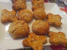 İlkay'ın Dukan Lezzetleri: Tuzlu anne kurabiyesi