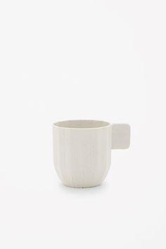 COS   Porcelain espresso cup