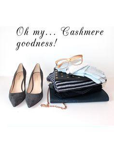 Cashmere Goodness!