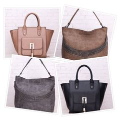 Girls love bags
