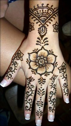 Easy-Shaded-Henna-Designs.jpg 452×800 pixels
