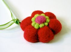 Chicago Craft Social: Project Sponsor Announcement - Needle Felting Sponsored by Clover