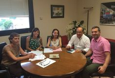 Salva la veu del Poble: El Ayuntamiento de Tavernes se reúne con la Consej...