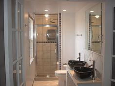 The sense of cleanliness of any house owner is largely reflected from the #Bathroom area. If this place is well-decorated and well-maintained, it attracts the people. You should hire a #ProfessionalRemodelingCompany like #MDMCustomRemodeling for such projects.