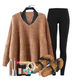 when you wanna wear sweaters cause it's fall but it's 70° out by mgally29 on Polyvore featuring polyvore, fashion, style, Polo Ralph Lauren, Free People, Birkenstock, NARS Cosmetics, Urban Decay, Burt's Bees and clothing