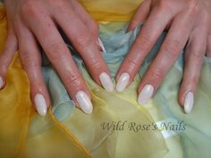 Wild Rose's Nails: Pointed Nails