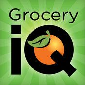 App: Grocery iQ® is an intuitive shopping list that allows you to build new lists quickly with features like predictive search and barcode scanning.