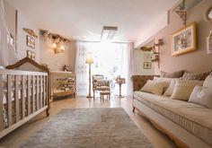 Como fazer uma decoração neutra para o quarto do bebê