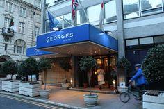 St. Georges Hotel (London) *Great location @ Regent Street.