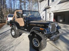 1979 Jeep CJ5 Golden Eagle Sport Utility 2-Door 5.0L