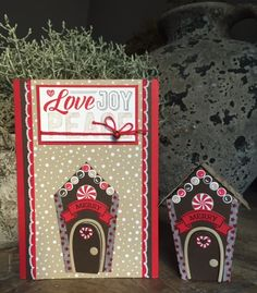 Stampin Up, Sweet Home