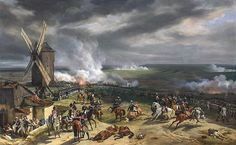 1792 The Battle of Valmy was the first major victory by the army of France during the Revolutionary Wars that followed the French Revolution. The action took place on 20 September 1792 as Prussian troops commanded by the Duke of Brunswick attempted to march on Paris. Generals François Kellermann and Charles Dumouriez stopped the advance near the northern village of Valmy in Champagne-Ardenne.