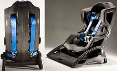 racing car seats for babies home child seats simpson gavin child car safety seat future. Black Bedroom Furniture Sets. Home Design Ideas