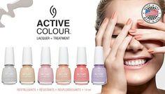Les nouveaux soins pour les ongles en couleurs de China Glace