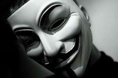 April 22 Denial Of Service Attack Indigo Children Anonymous Masks Internet