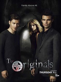 The Originals | CB01 | SERIE TV GRATIS in HD e SD STREAMING e DOWNLOAD LINK | ex CineBlog01