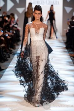 Georges Chakra Haute Couture 2013