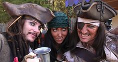 One of our favourite days, Talk Like A Pirate Day encourages you to inject pirate-themed words and noises into everything you say. Talk like a pirate at. Renaissance, North Carolina Lakes, Wild West Theme, Purple Day, Lake Pictures, What Day Is It, Jolly Roger, Day Trips