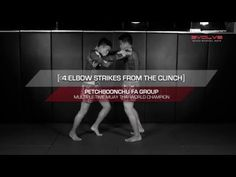 4 Elbow Strikes From the Clinch Workout Routines, Fun Workouts, Muay Thai Techniques, Viking Workout, Thai Art, Tough Love, Wall Papers, Self Defense, Kickboxing