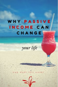 Why Passive Income Can Change Your Life Nowadays, with this busy world it's hard to find time to do Make Money Blogging, Make Money From Home, Way To Make Money, Money Saving Tips, Money Hacks, Money Tips, Passive Income Streams, Change Your Life, Finance Tips