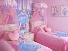 Partie Disney Princess Party | experience like a princess with her disney princess decoration bedroom