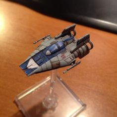 star wars : x wing :: [MODIF] les A-wing