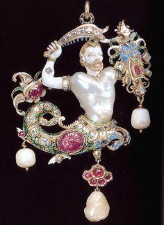Uniche e speciali: Le perle scaramazze, conosciute anche come barocche.