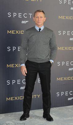 I ❤️ Daniel Craig! — Daniel Craig