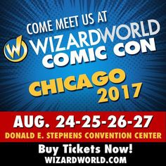 Rankin/Bass-historian: CHICAGO! We will be at Wizard World August 24-27 -...