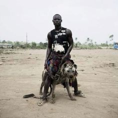 The Hyena and Other Men.