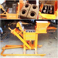 Hot Selling Manual Compressed Earth Block Machine Qmr1-40(hongbaoyuan) , Find…