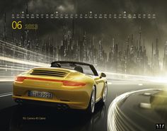 d973d19d9eb4 New Porsche Calendar 2013  Mega City by Porsche Design http   wp.