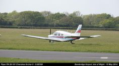 Piper PA-28-181 Cherokee Archer II - G-BDSB by graham.wood.14661