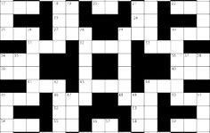 Crossword Puzzle Maker: Educational Games