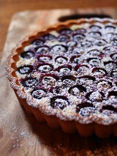 Torta di Mirtillo #blueberry #recipe #yum @Gabriella Denizot Gorby Kisses