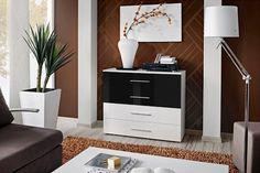moderne dressoirs | dressoirs van eiken | design dressoir | dressoir hoogglans | goedkope commode | commode moderne | dressoir 100 cm breed