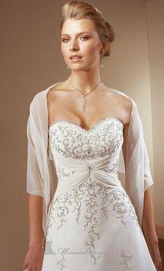 Mori Lee Wedding Dress 2105