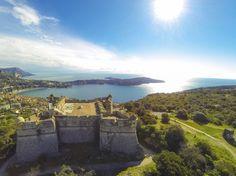 Le fort du mont Alban