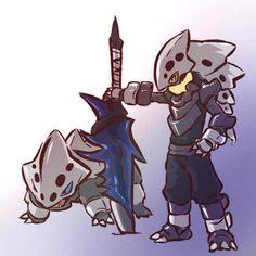 monster hunter Pokemon Crossover