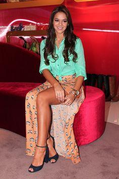 Bruna Marquezine na Planet Girls (Foto: Manuela Scarpa e Marcos Ribas/Foto Rio News)
