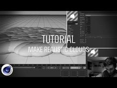 ▶ Tutorial | Create Realistic Clouds in Cinema 4D - YouTube