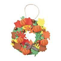 Thanksgiving craft kits and hobby supplies are waiting for you. Choose from cute craft kits for kids and Thanksgiving hobby supplies to create decorations. Ornament Crafts, Wreath Crafts, Craft Stick Crafts, Diy Wreath, Craft Kits, Thanksgiving Placemats, Thanksgiving Crafts, Fall Crafts, Thanksgiving 2020