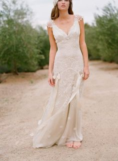 1337285913218 Toulouse6127 Denver wedding dress - this is actually kind of beautiful, just get rid of the bows