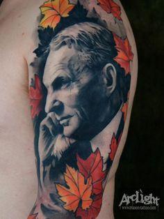 ArcLight Tattoo Studio, Ltd. | Mason Williams Tattooist | Cincinnati, OH