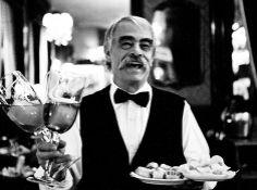 Aperitivo in Milan : La Cucina Italiana
